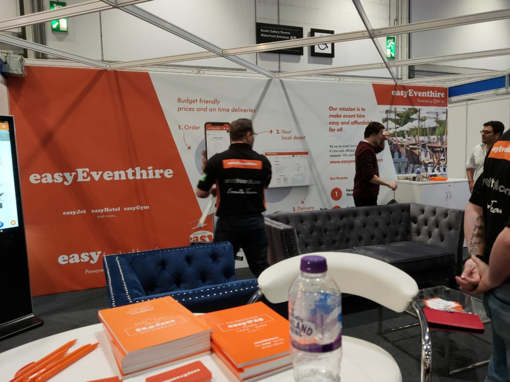 easyeventhire at confex2020